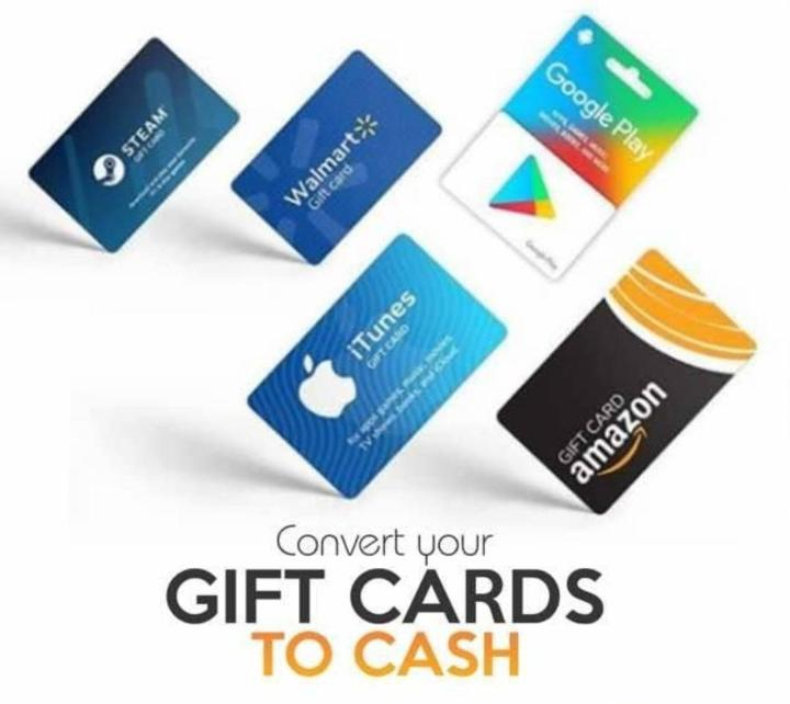 Sell/Convert Your Itunes Gift Card For Instant Cash