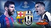 مباراة برشلونة ويوفنتوس  في دوري ابطال اوروبا