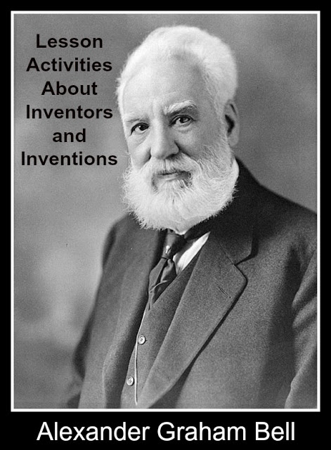 Lessons and Activities About Inventions and Inventors