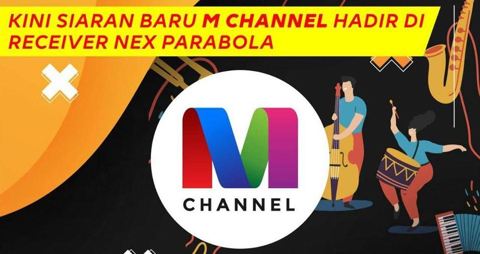 M Channel: Siaran Terbaru Khusus Music