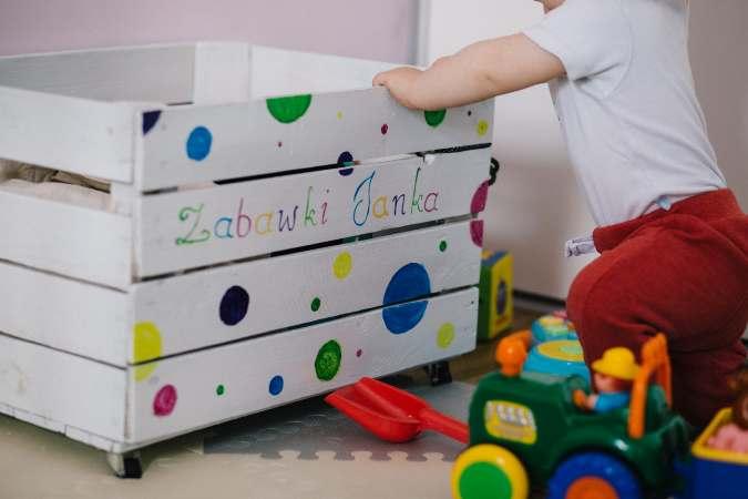 trucos para ordenar los juguetes