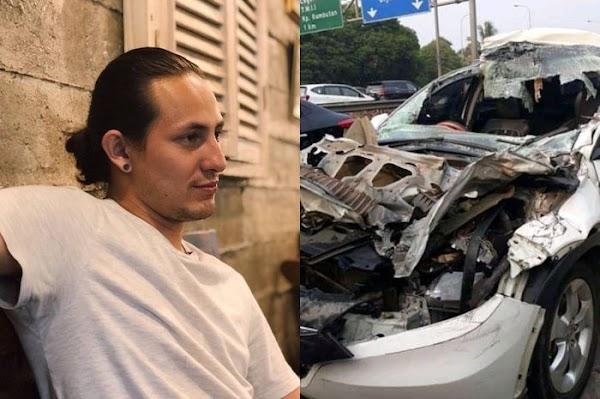 Kecelakaan di Tol JORR, Ini Kondisi Dylan Carr Pasca Operasi