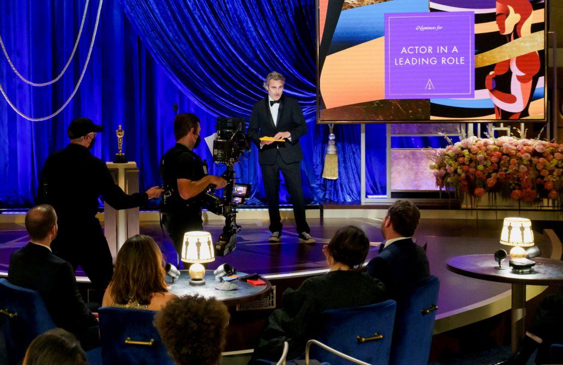 La transmisión de los Oscar registra la audiencia más baja de su historia