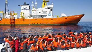 Ιταλία: Ακόμα δύο πλοία με διασωθέντες μετανάστες δεν θα γίνουν δεκτά
