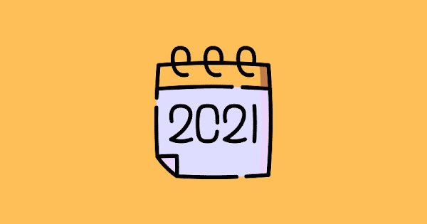 ᐈ CALENDARIOS 2021 para imprimir GRATIS ® | 🤖