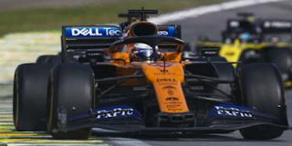 Carlos Sainz posible podium Gran Premio Brasil F1 2019