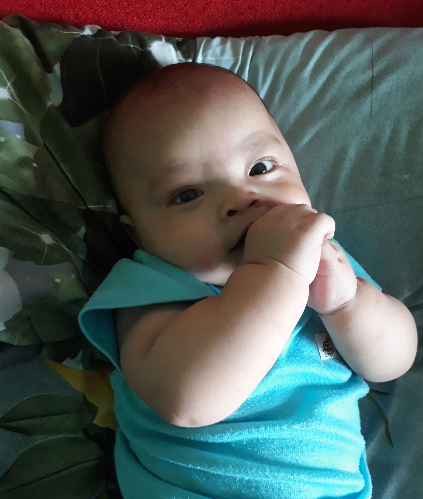 Rey Sha S Mom S Stories 10 Tanda Tanda Bayi Akan Tumbuh Gigi