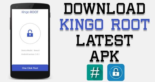 Kingo root app