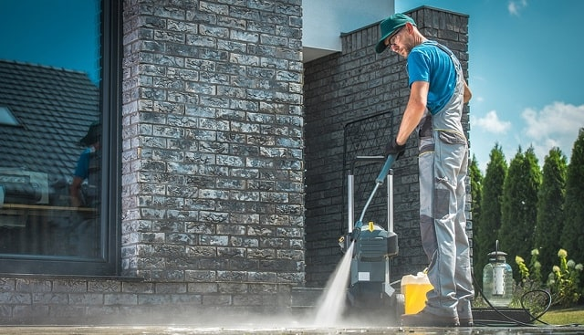 how much does commercial pressure washing cost building power wash expense