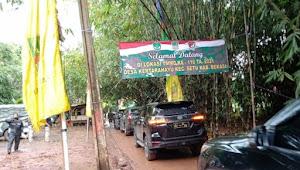 Pembukaan TMMD di Kecamatan Setu Dibuka Langsung Oleh Danrem 051