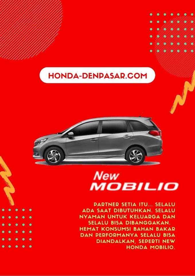 Promo Honda Mobilio Bali