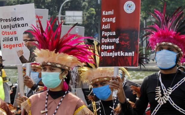 Pengelolaan Dana Otsus Tepat Sasaran Berdampak bagi Kesejahteraan Orang Asli Papua