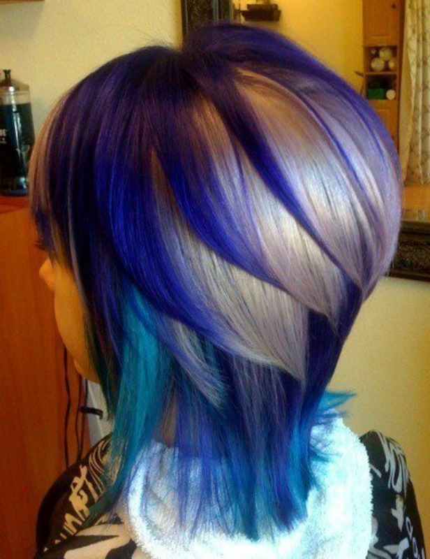 BEAUTY: Galaxy Hair - photo#46