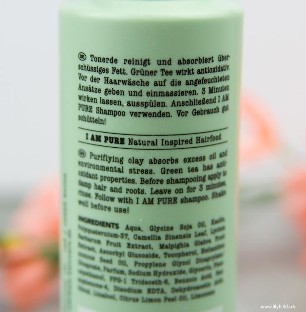 udowalz Berlin - I AM PURE Pre-Shampoo