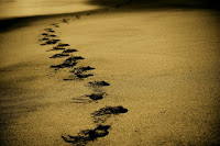 Footprints - Photo by Alex Wigan on Unsplash