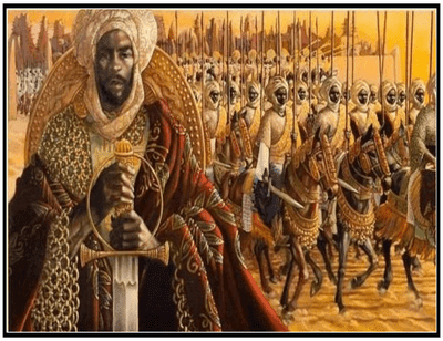 Mansa Musa Was The King Of Mali Empire