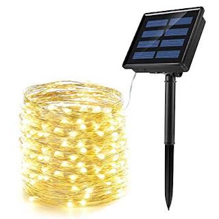 String Solar Light