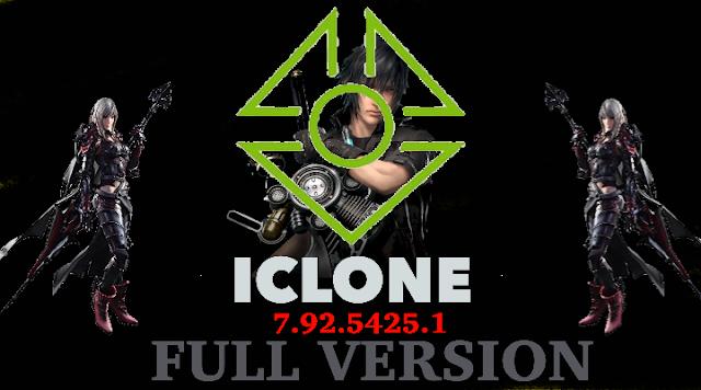 Reallusion iClone Pro 7.92.5425.1 Full Version