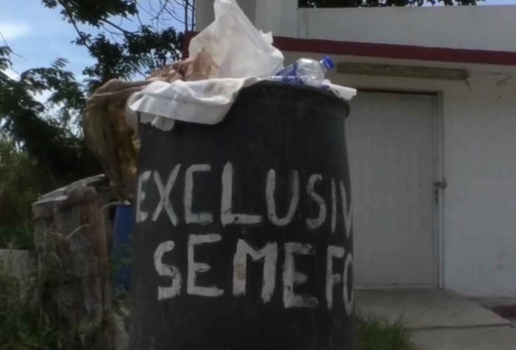 El terror de Coatzacoalcos tras la sanguinaria masacre y de mas ejecuciones, la morgue colapsó y hay cuerpos apilados desde hace varios años