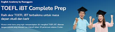 TOEFL iBT English Academy