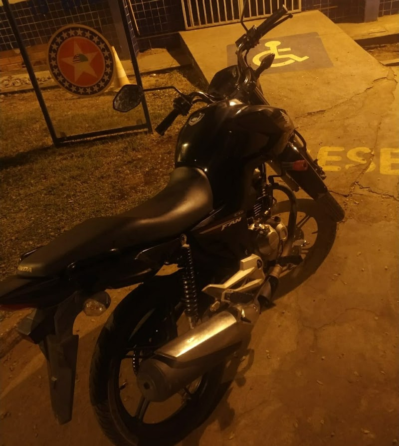 Polícia Militar em Trizidela do Vale recupera moto de casal que foi roubada em Pedreiras.