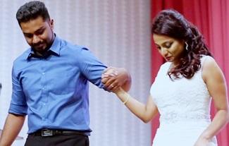Malaysian Indian Church Wedding Highlights Of Venod & Rozanne