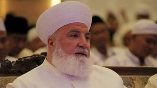 Innalillahi, Ulama Besar Suriah Syekh Adnan Al-Afyouni Meninggal Dunia, Mobilnya Meledak Dipasangi Bom