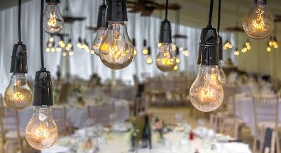 girlanda świetlna wypożyczalnia dekoracji rzeszów ślubnażyczenie