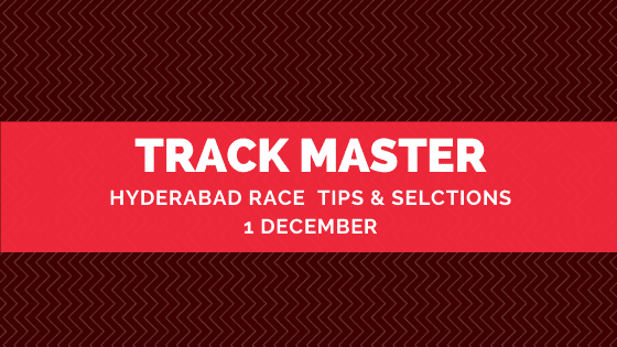 Mumbai Race Selections 1 December