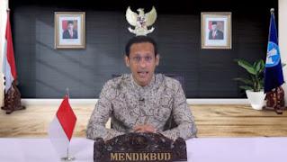 Nadiem Makarim Menteri Pendidikan