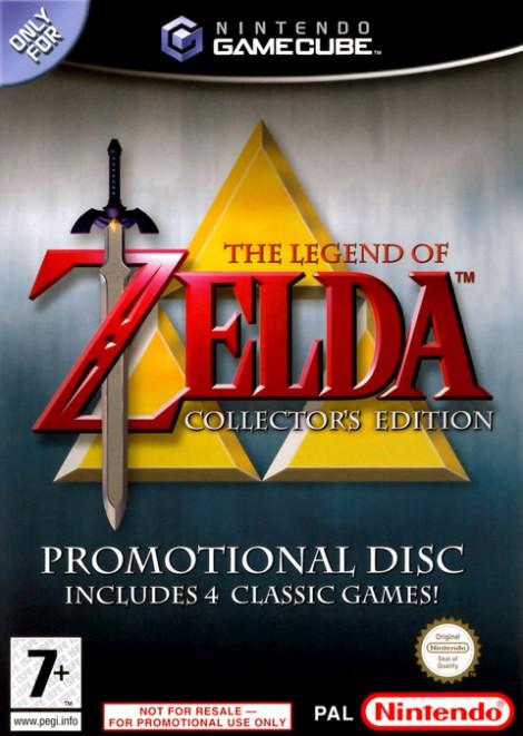 [NGC] The Legend of Zelda: Collector's Edition