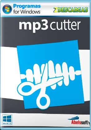 Descarga mp3 cutter programa para cortar archivos de audio en mp3