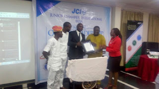 Past and current presidents of Jci Ikeja