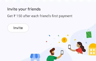 Join me on Google Pay, a secure app for money transfers, bills and recharges. Enter my code 43dr6n to earn ₹21 back on your first payment! https://g.co/payinvite/43dr6n