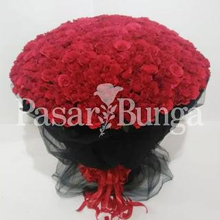 Bunga Valentine Sebagai Hadiah Sempurna