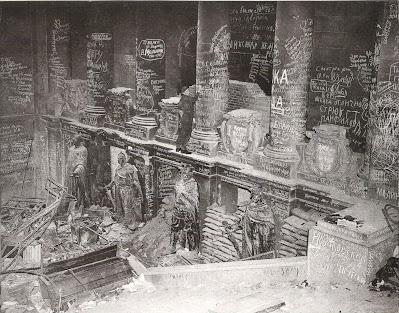 Los Graffitis del Reichtag
