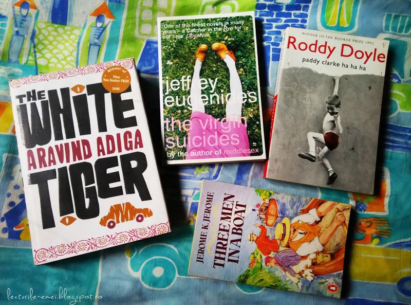 Cărți luate de la Oxfam Buchshop, Berlin