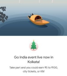 Google Pay Kolkata Event Answers- Earn Rs.5 To 100 Cashback