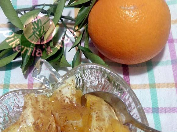 La mejor manera de comer naranja