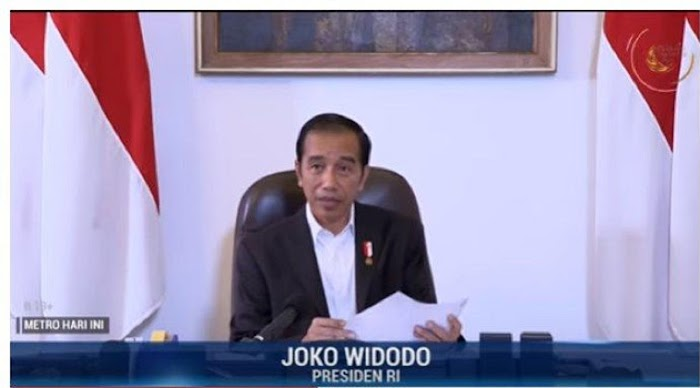Pakai Jurus Pedagang Tanpa Perencanaan, Cara Jokowi Tangani Corona Patut Dipertanggungjawabkan