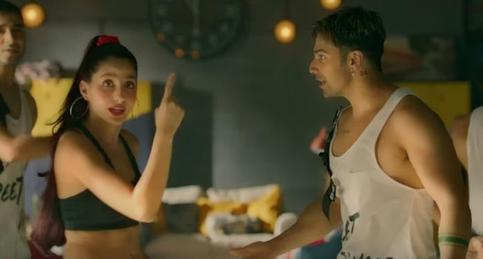 """""""Lagdi Lahore Di"""" from the Bollywood movie Street Dancer 3D. This most awaited track """"Lagdi Lahore Di"""" is sung by Guru Randhawa, Tulsi Kumar."""