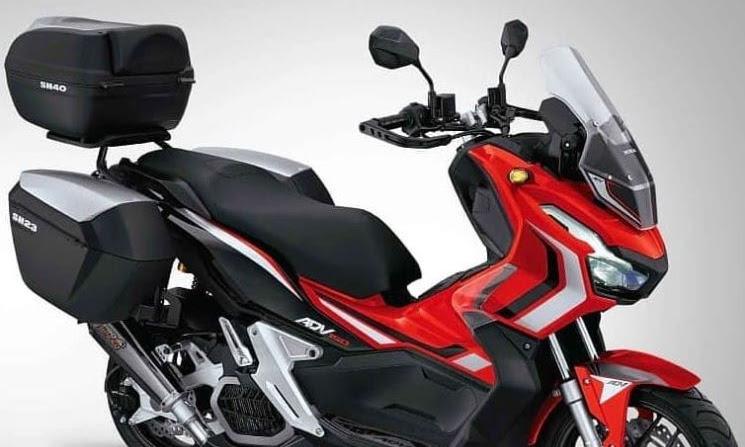 Ingin Honda ADV 150 Makin Gagah? Yuk Jajal Aksesoris Berikut Ini