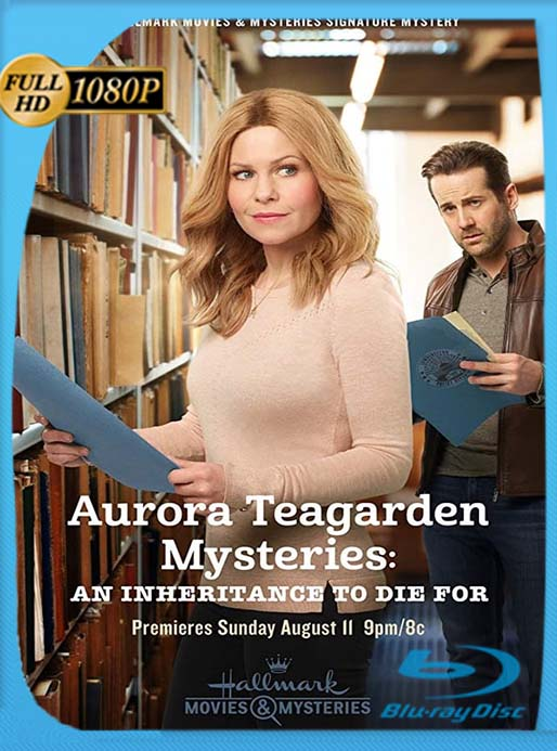 Aurora Teagarden Mysteries: An Inheritance to Die For (2019) WEB-DL 1080p Latino [GoogleDrive] [tomyly]