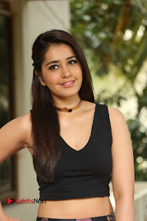 Actress Rashi Khanna Pictures at Hyper Movie Interview  0007.JPG