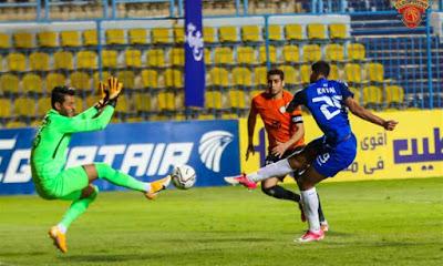 ملخص اهداف مباراة سيراميكا كليوباترا والبنك الاهلي (1-1) الدوري المصري