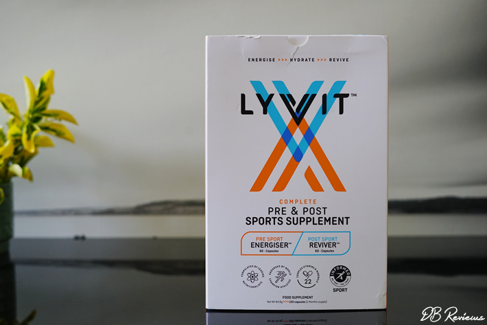 Lyvit Sports Supplements