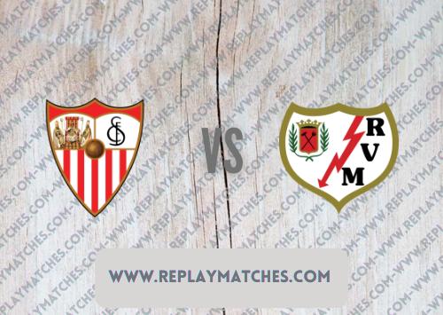 Sevilla vs Rayo Vallecano -Highlights 15 August 2021