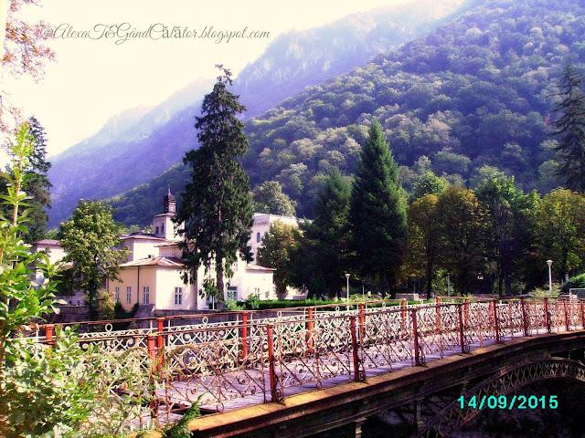 Domogled – Valea Cernei National Park; Băile Herculane resort.