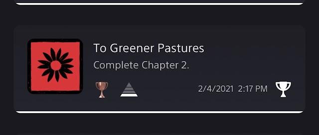Recent Achievements 2021 #3