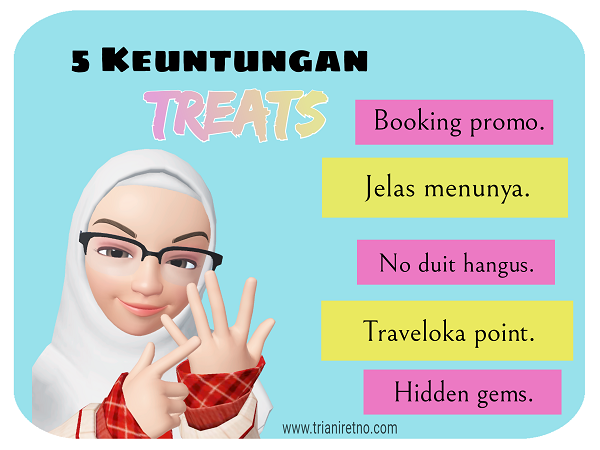 lima keuntungan treats by traveloka eats